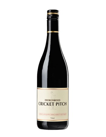 2012 Cricket Pitch Red 375ML (half-sized bottles)
