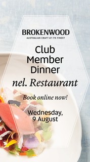 nel. Restaurant Dinner Ticket